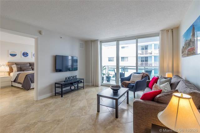 6917 Collins Ave #1012, Miami Beach, FL 33141 (MLS #A10958258) :: KBiscayne Realty