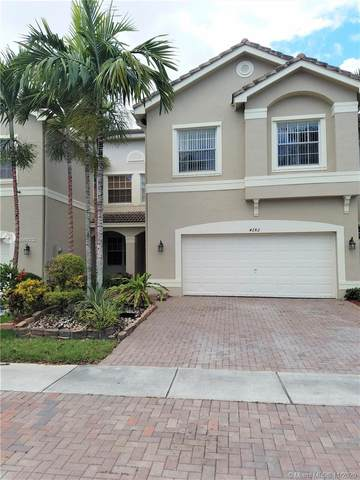 4282 SW 124th Way, Miramar, FL 33027 (MLS #A10958332) :: Berkshire Hathaway HomeServices EWM Realty