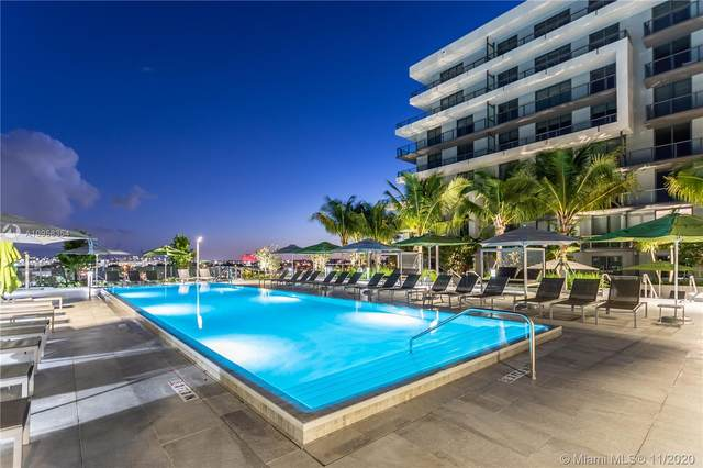 2960 NE 207th St #612, Aventura, FL 33180 (#A10958354) :: Posh Properties