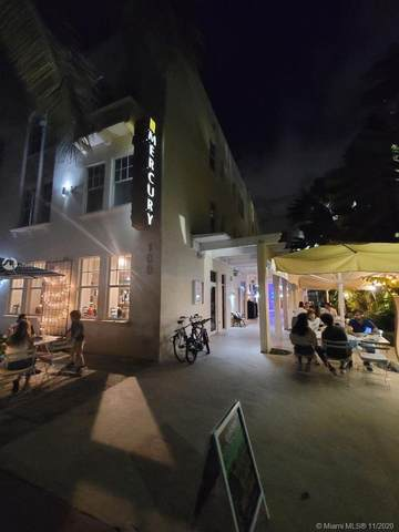 100 Collins Ave Ph-3, Miami Beach, FL 33139 (MLS #A10958381) :: The Paiz Group