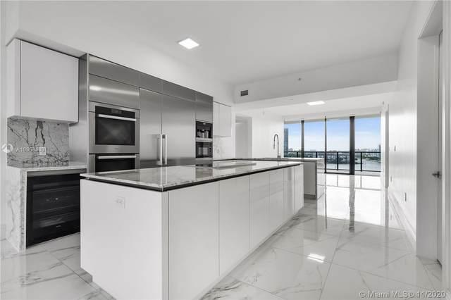 5500 Island Estates Dr #706, Aventura, FL 33160 (MLS #A10958433) :: Castelli Real Estate Services