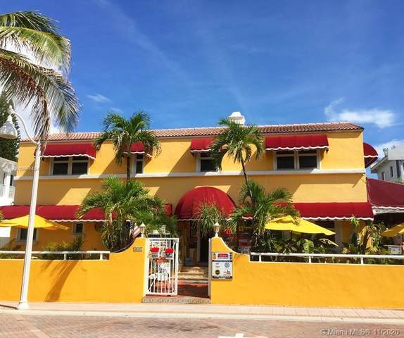 317 Polk St, Hollywood, FL 33019 (MLS #A10958484) :: Ray De Leon with One Sotheby's International Realty