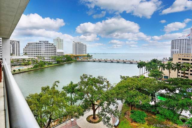 495 Brickell Ave #801, Miami, FL 33131 (MLS #A10958503) :: Podium Realty Group Inc