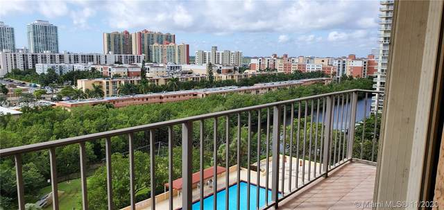 210 174th St #1106, Sunny Isles Beach, FL 33160 (MLS #A10958506) :: The Riley Smith Group