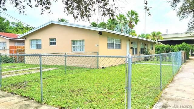 296 NW 39th St, Miami, FL 33127 (#A10958543) :: Posh Properties
