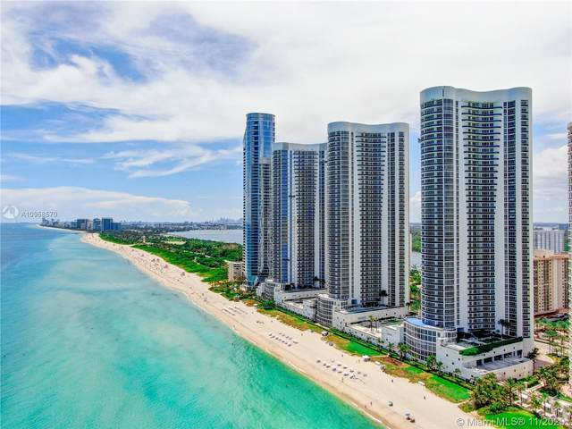 15811 Collins Ave #3505, Sunny Isles Beach, FL 33160 (MLS #A10958570) :: Castelli Real Estate Services