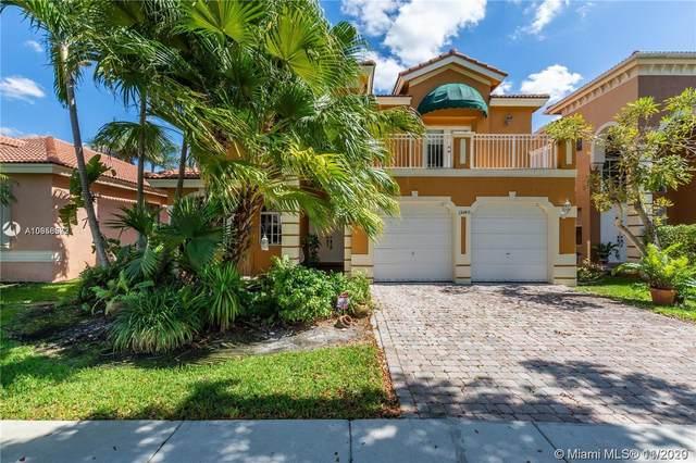 13040 SW 52 ST, Miramar, FL 33027 (MLS #A10958572) :: Berkshire Hathaway HomeServices EWM Realty