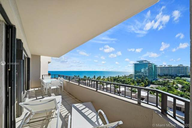 201 Crandon Blvd #927, Key Biscayne, FL 33149 (MLS #A10958583) :: Castelli Real Estate Services