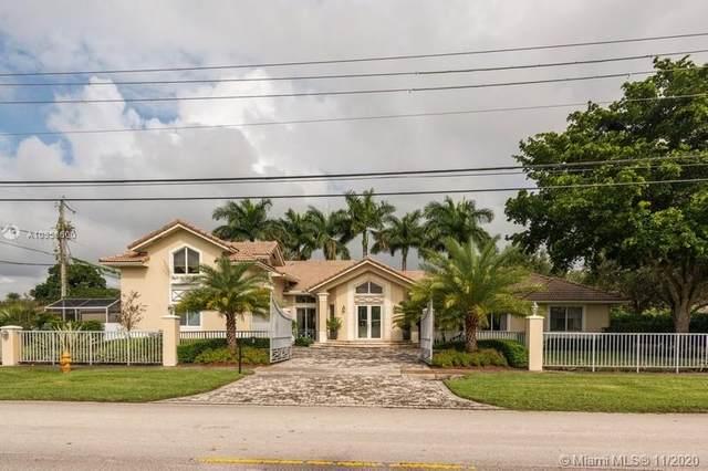 9305 SW 128th St, Miami, FL 33176 (MLS #A10958600) :: The Azar Team