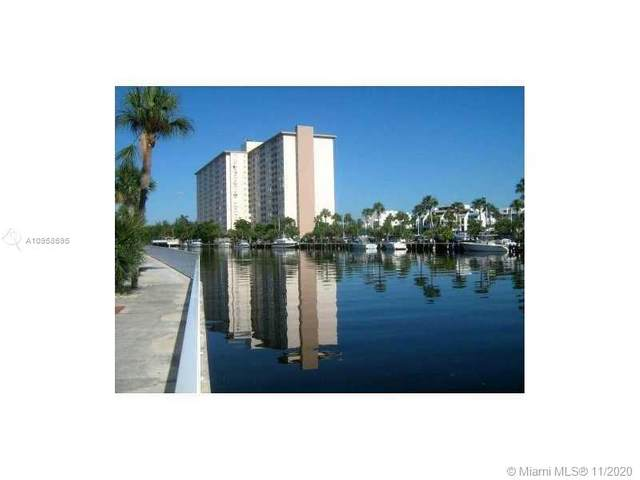 400 Kings Point Dr #1125, Sunny Isles Beach, FL 33160 (MLS #A10958695) :: ONE Sotheby's International Realty