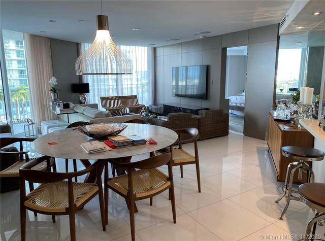 200 Sunny Isles Blvd 2-505 Lanai, Sunny Isles Beach, FL 33160 (MLS #A10958709) :: ONE Sotheby's International Realty
