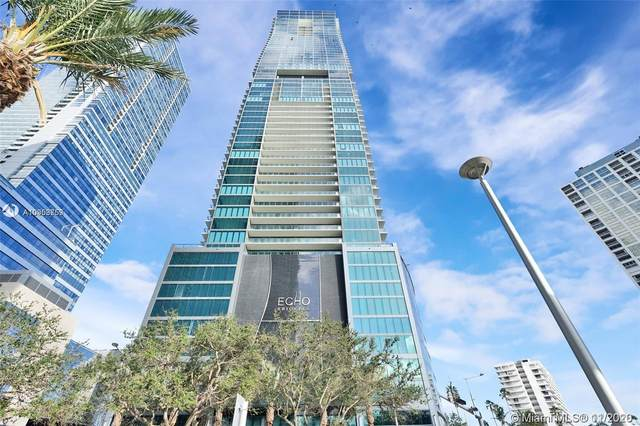 1451 Brickell Ave #2706, Miami, FL 33131 (MLS #A10958759) :: The Teri Arbogast Team at Keller Williams Partners SW