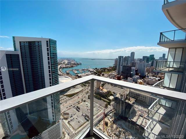 851 NE 1st Ave #4605, Miami, FL 33132 (MLS #A10958859) :: Patty Accorto Team