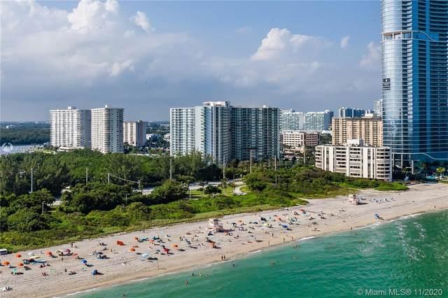 100 Bayview Dr Ph-24, Sunny Isles Beach, FL 33160 (MLS #A10958922) :: Berkshire Hathaway HomeServices EWM Realty