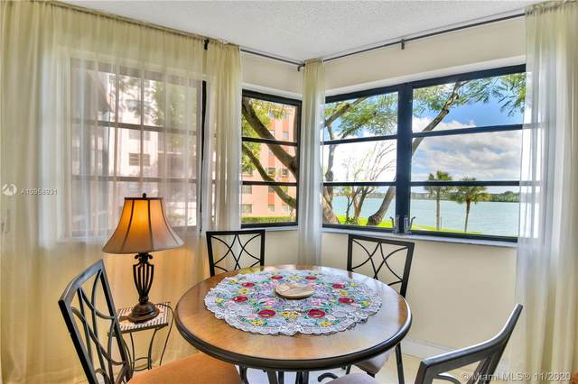 20860 San Simeon Way 202-6, Miami, FL 33179 (MLS #A10958931) :: Laurie Finkelstein Reader Team