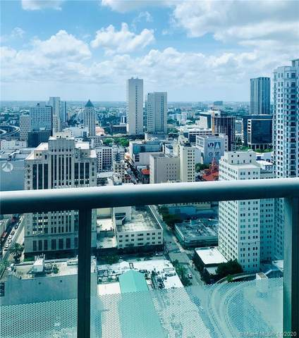 50 W Biscayne Blvd #3507, Miami, FL 33132 (MLS #A10958997) :: Podium Realty Group Inc