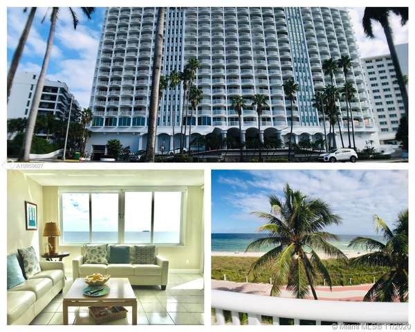 5401 Collins Ave #928, Miami Beach, FL 33140 (MLS #A10959027) :: Search Broward Real Estate Team