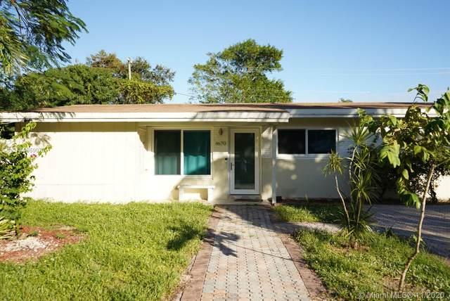 4670 SW 25th Ave, Dania Beach, FL 33312 (MLS #A10959070) :: Albert Garcia Team