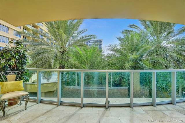 2501 S Ocean Dr #335, Hollywood, FL 33019 (MLS #A10959129) :: ONE Sotheby's International Realty