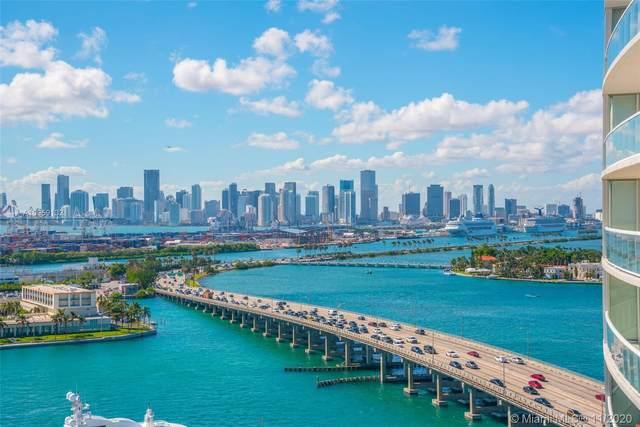 450 Alton Rd #1807, Miami Beach, FL 33139 (MLS #A10959132) :: The Paiz Group