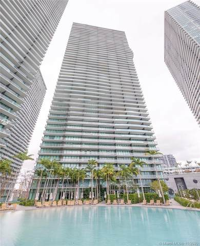 650 NE 32nd St #3701, Miami, FL 33137 (MLS #A10959165) :: ONE Sotheby's International Realty