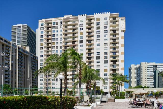 1865 S Ocean Dr 4C, Hallandale Beach, FL 33009 (MLS #A10959170) :: Ray De Leon with One Sotheby's International Realty