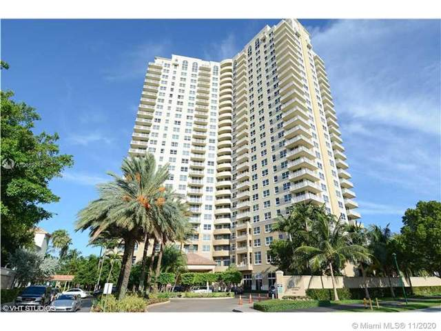 19501 W Country Club Dr #2605, Aventura, FL 33180 (MLS #A10959212) :: Albert Garcia Team