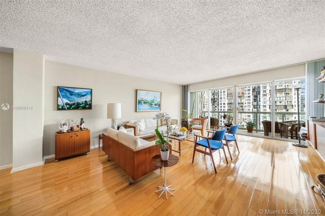 2451 Brickell Ave 17E, Miami, FL 33129 (MLS #A10959313) :: Ray De Leon with One Sotheby's International Realty