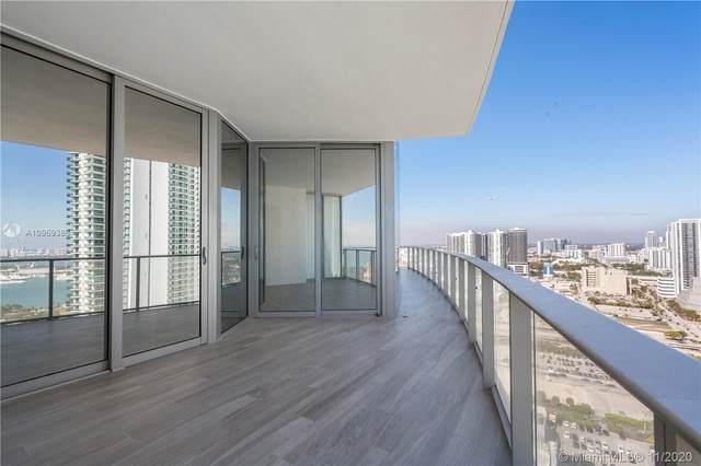 851 NE 1st Ave #2603, Miami, FL 33132 (MLS #A10959386) :: Castelli Real Estate Services