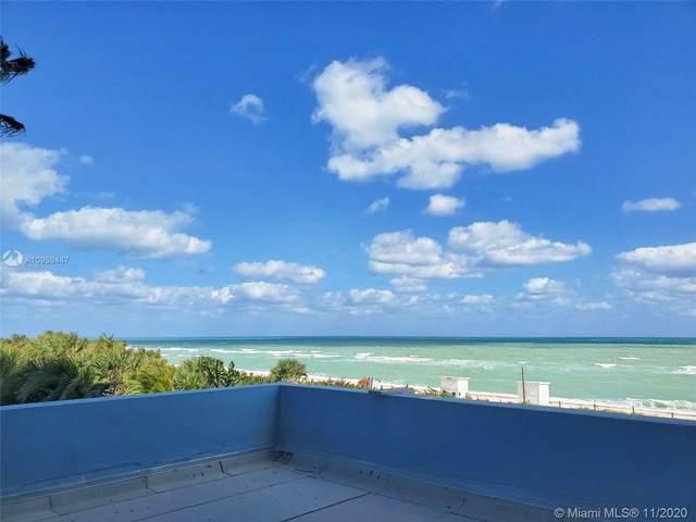 6969 Collins Ave #315, Miami Beach, FL 33141 (MLS #A10959447) :: The Teri Arbogast Team at Keller Williams Partners SW