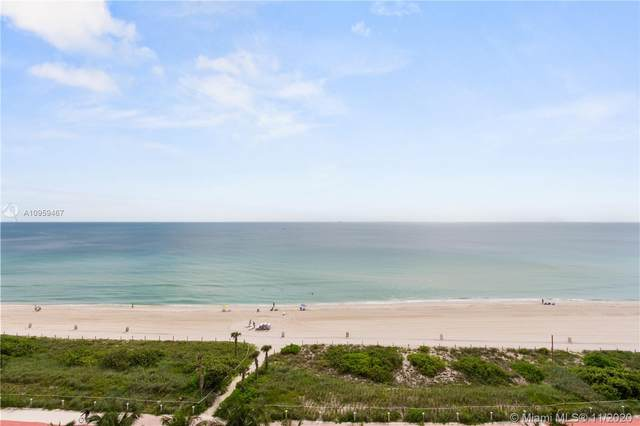 6039 Collins Ave #1018, Miami Beach, FL 33140 (MLS #A10959467) :: Ray De Leon with One Sotheby's International Realty