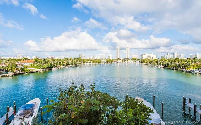 4701 N Meridian Boat Slip 21N, Miami Beach, FL 33140 (MLS #A10959474) :: The Riley Smith Group