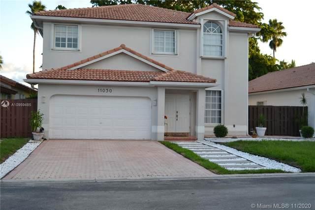 11030 NW 58th Ter, Doral, FL 33178 (MLS #A10959485) :: Berkshire Hathaway HomeServices EWM Realty