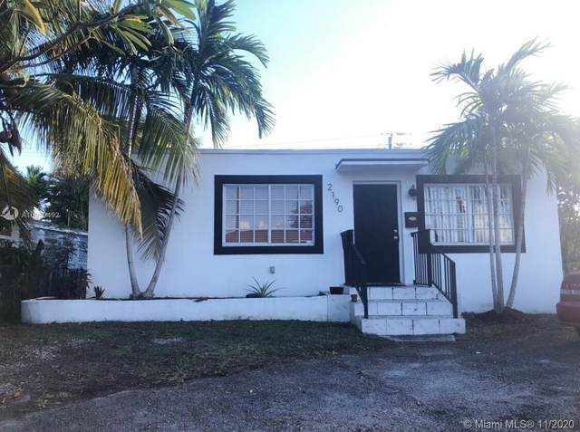 2190 SW 16th St, Miami, FL 33145 (MLS #A10959492) :: Carole Smith Real Estate Team