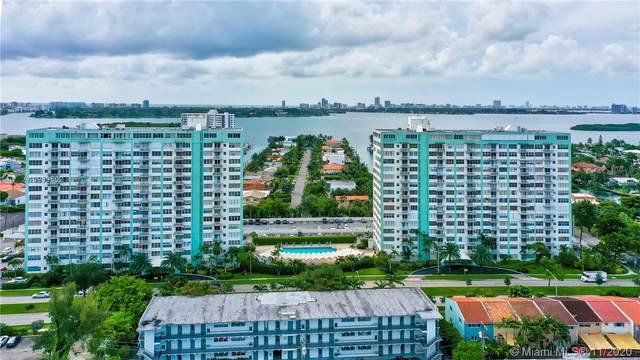 2150 Sans Souci Blvd B506, North Miami, FL 33181 (MLS #A10959502) :: The Azar Team