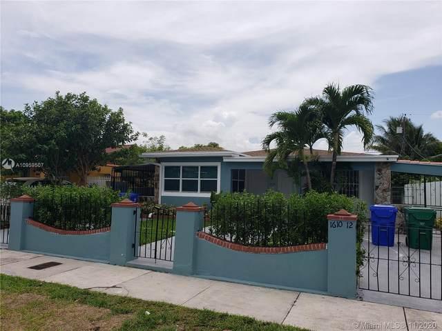 1610 NW 32nd Ave, Miami, FL 33125 (MLS #A10959507) :: Miami Villa Group