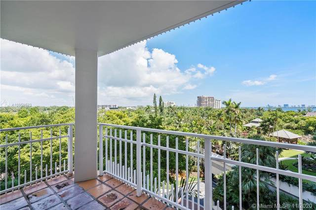1000 Quayside Ter #709, Miami, FL 33138 (MLS #A10959523) :: ONE Sotheby's International Realty