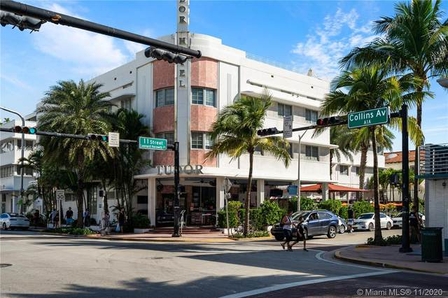 1100 Collins Ave #201, Miami Beach, FL 33139 (MLS #A10959526) :: The Pearl Realty Group