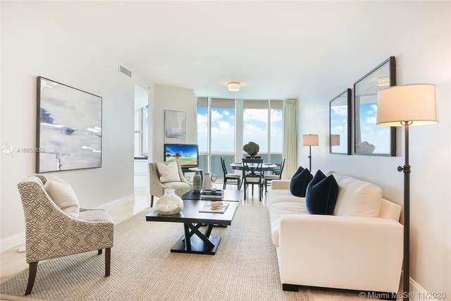18201 Collins Ave #4009, Sunny Isles Beach, FL 33160 (MLS #A10959552) :: The Jack Coden Group