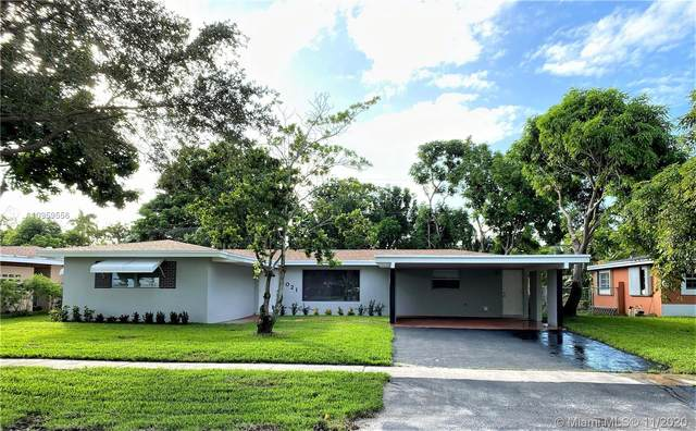 1021 SW 39th Ave, Fort Lauderdale, FL 33312 (MLS #A10959556) :: THE BANNON GROUP at RE/MAX CONSULTANTS REALTY I
