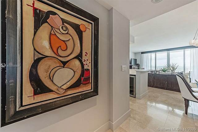 848 Brickell Key Dr #2203, Miami, FL 33131 (MLS #A10959584) :: Douglas Elliman