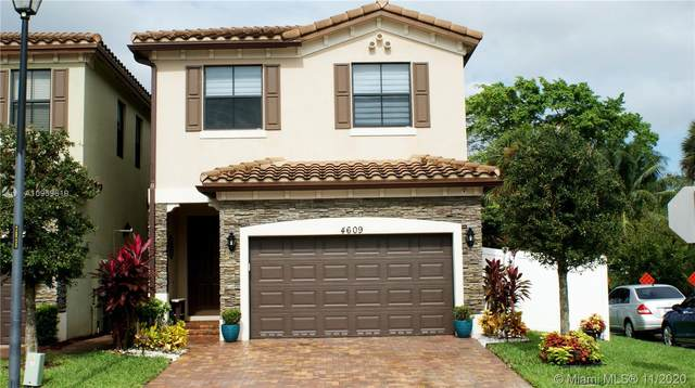 4609 NW 59th St, Tamarac, FL 33319 (MLS #A10959619) :: Albert Garcia Team
