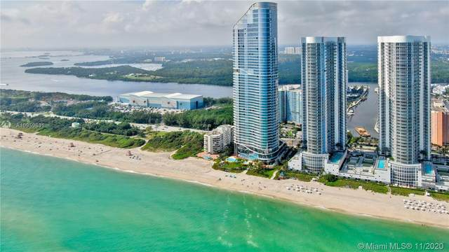 15901 Collins Ave #4005, Sunny Isles Beach, FL 33160 (MLS #A10959631) :: Ray De Leon with One Sotheby's International Realty