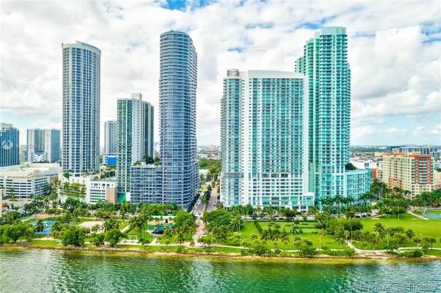 1900 N Bayshore Dr #1408, Miami, FL 33132 (MLS #A10959645) :: Green Realty Properties