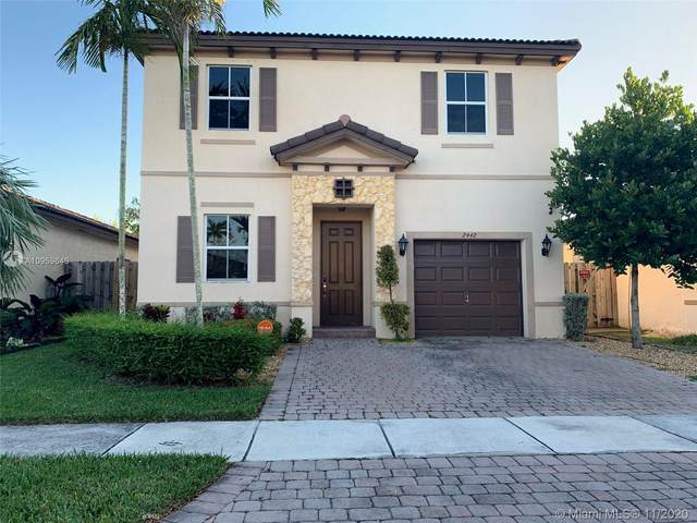 2442 NE 4th St, Homestead, FL 33033 (MLS #A10959649) :: Albert Garcia Team