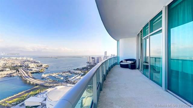 900 Biscayne Blvd Ph6307, Miami, FL 33132 (MLS #A10959720) :: Patty Accorto Team