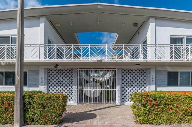 7430 Byron Ave 3A, Miami Beach, FL 33141 (MLS #A10959745) :: Compass FL LLC