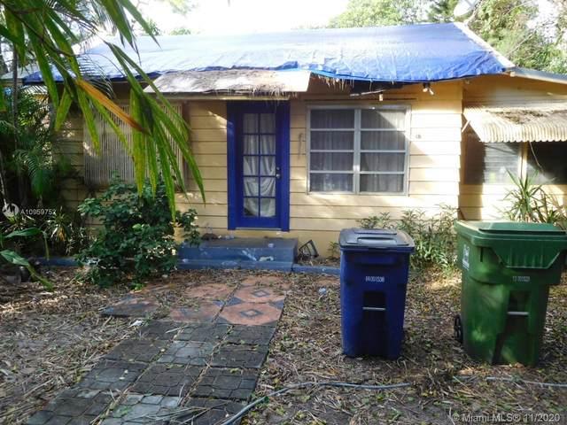 125 SE 4th St, Hallandale Beach, FL 33009 (MLS #A10959752) :: Berkshire Hathaway HomeServices EWM Realty