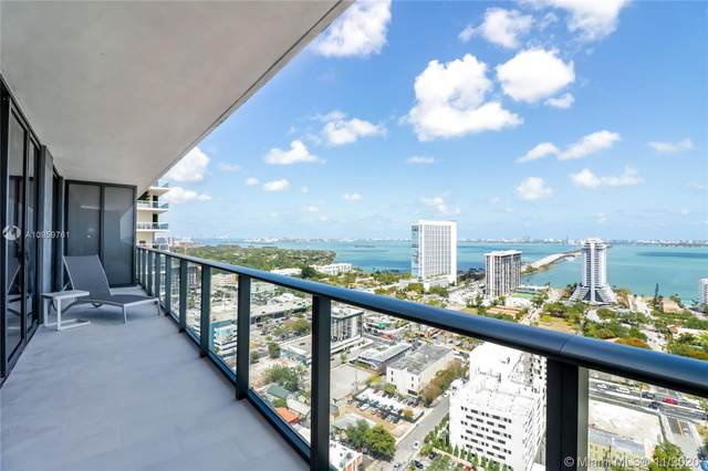 121 NE 34 ST #2807, Miami, FL 33137 (MLS #A10959761) :: Patty Accorto Team