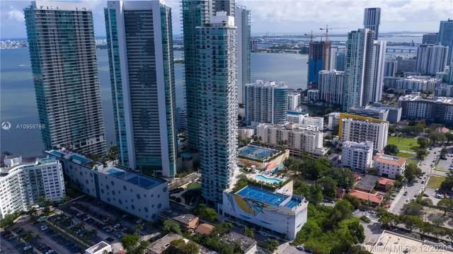 501 NE 31st St #608, Miami, FL 33137 (MLS #A10959769) :: ONE Sotheby's International Realty